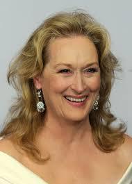 9. Meryl Streep